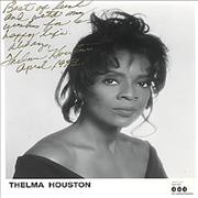 Click here for more info about 'Thelma Houston - Autographed Portrait Photograph'