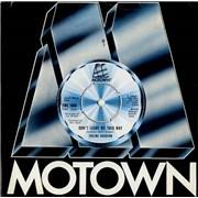 "Thelma Houston Don't Leave Me This Way UK 7"" vinyl"
