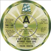 Click here for more info about 'Thelma Houston - I Can't Go On Living Without Your Love'