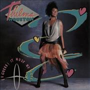 "Thelma Houston (I Guess) It Must Be Love UK 12"" vinyl"