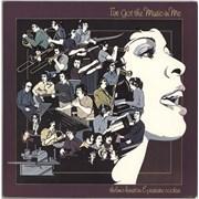 Thelma Houston I've Got The Music In Me USA vinyl LP