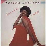 Thelma Houston Reachin' All Around USA vinyl LP