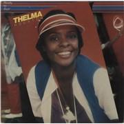Thelma Houston Ready To Roll UK vinyl LP