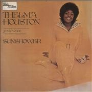 Thelma Houston Sunshower UK vinyl LP