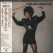 Click here for more info about 'Thelma Houston - Throw You Down + Obi'