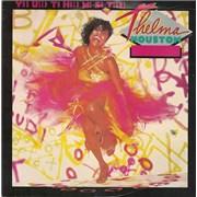 "Thelma Houston You Used To Hold Me So Tight UK 7"" vinyl"
