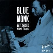 Click here for more info about 'Thelonious Monk - Blue Monk EP'