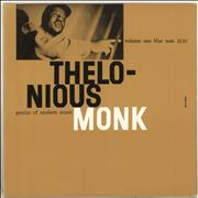 Click here for more info about 'Thelonious Monk - Genius Of Modern Music Volumes 1 - 2'