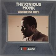 Click here for more info about 'Thelonious Monk - Greatest Hits'