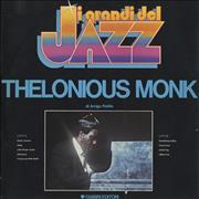 Click here for more info about 'Thelonious Monk - I Grandi Del Jazz #60'