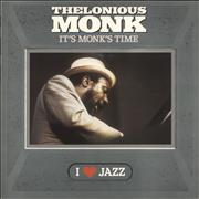 Click here for more info about 'Thelonious Monk - It's Monk's Time'