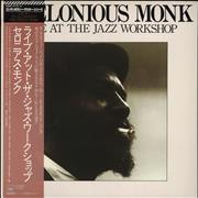 Click here for more info about 'Thelonious Monk - Live At The Jazz Workshop'