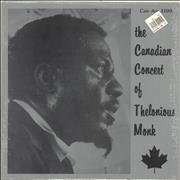 Click here for more info about 'The Canadian Concert Of Thelonious Monk'