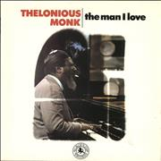 Click here for more info about 'Thelonious Monk - The Man I Love'