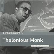 Click here for more info about 'Thelonious Monk - The Rough Guide To Thelonious Monk - Sealed'