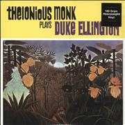 Click here for more info about 'Thelonious Monk - Thelonious Monk Plays Duke Ellington - 180gm Vinyl - Sealed'