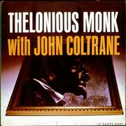Click here for more info about 'Thelonious Monk - Thelonious Monk With John Coltrane'