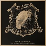 Click here for more info about 'Them Crooked Vultures - 2009 UK Tour Lithograph'