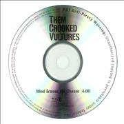 Click here for more info about 'Them Crooked Vultures - Mind Eraser, No Chaser'
