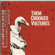 Click here for more info about 'Them Crooked Vultures - Them Crooked Vultures'