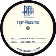 Click here for more info about 'Them - Them Again - 180gm - Test Pressing'