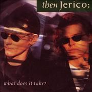 Click here for more info about 'Then Jerico - What Does It Take?'