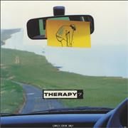 Click here for more info about 'Therapy? - Lonely, Cryin', Only - Blue Vinyl'