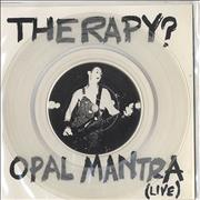 Click here for more info about 'Opal Mantra - Clear Vinyl'