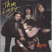 Click here for more info about 'Thin Lizzy - 1979 Tour'