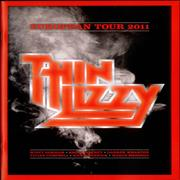 Click here for more info about 'Thin Lizzy - 2011 European Tour Programme'