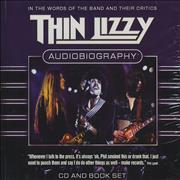 Click here for more info about 'Thin Lizzy - Audiobiography'