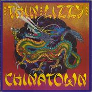 Click here for more info about 'Thin Lizzy - Chinatown - 1st - EX'