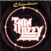 Click here for more info about 'Thin Lizzy - Chinatown - P/S'