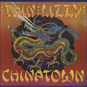 Click here for more info about 'Thin Lizzy - Chinatown - 1st'