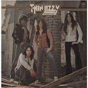 Thin Lizzy Fighting USA vinyl LP