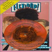 Click here for more info about 'Thin Lizzy - Flexipop! Magazne No. 10 + Orange Flexi'