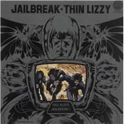 Thin Lizzy Jailbreak - 1st - EX UK vinyl LP