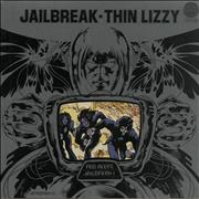 Click here for more info about 'Thin Lizzy - Jailbreak - 1st - VG'