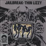 Click here for more info about 'Thin Lizzy - Jailbreak - Silver Vinyl'