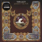 Click here for more info about 'Thin Lizzy - Johnny The Fox - Brown Vinyl'