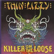 "Thin Lizzy Killer On The Loose - Double Pack UK 7"" vinyl"