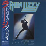 Click here for more info about 'Thin Lizzy - 'Life' Live'