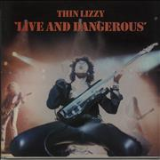 Click here for more info about 'Thin Lizzy - Live And Dangerous'