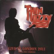 Click here for more info about 'Thin Lizzy - Live In London 2011'