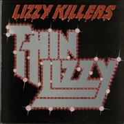 Click here for more info about 'Thin Lizzy - Lizzy Killers'