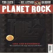 Click here for more info about 'Thin Lizzy - Planet Rock - Issue 7'