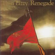Click here for more info about 'Thin Lizzy - Renegade'