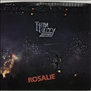 Click here for more info about 'Thin Lizzy - Rosalie - P/S'