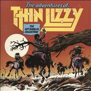 Click here for more info about 'Thin Lizzy - The Adventures Of Thin Lizzy: The Hit Singles Collection - EX'