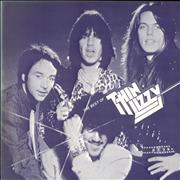 Thin Lizzy The Best Of Thin Lizzy Japan vinyl LP Promo